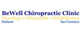 Chiropractic Oakland CA Be Well Chiropractic Clinic Logo